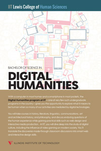 Bachelor of Science in Digital Humanities Fact Card