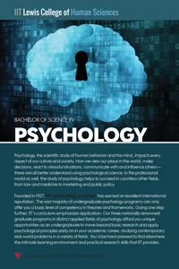 Bachelor of Science in Psychology Fact Card